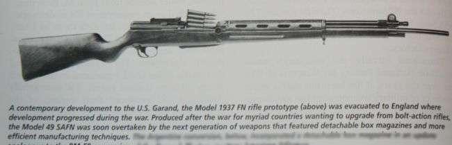 Гаранд М1 или СВТ-40 : История