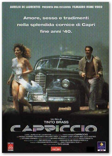coveroyo Tinto Brass   Capriccio (1987)