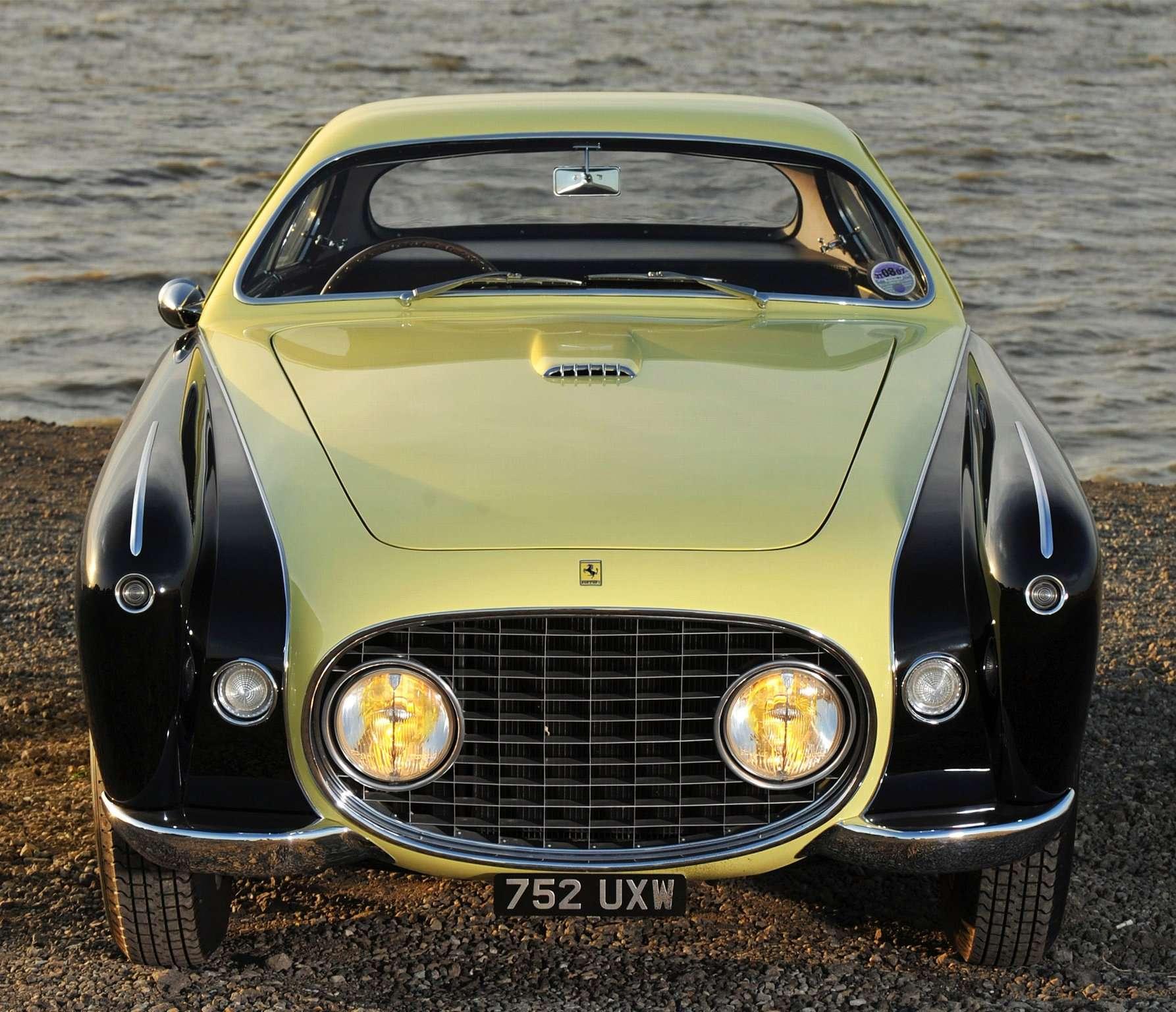 Ferrari 212 Inter Vignale
