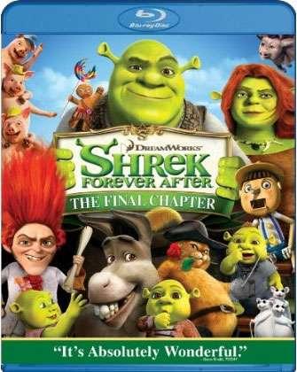 Blu Ray Shrek e Vissero Felici e Contenti (2010) [BluRay Rip 1080p